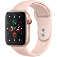 Apple Watch series 5 44mm gold alu pink