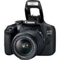 CANON DSLR fotoaparat 2000D EFS18-55IS 2728C028AA