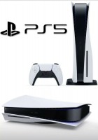 Sony PlayStation 5 White Disc edition