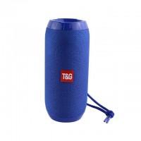 Bluetooth zvučnik T&G TG117 blue